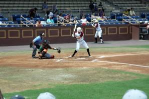 NCCU infielder Corey Joyce