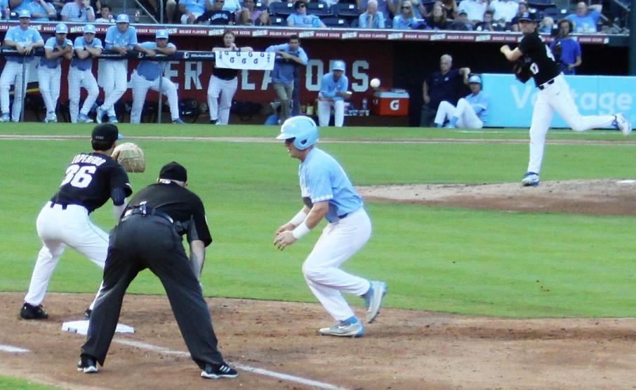 UNC-Duke Baseball